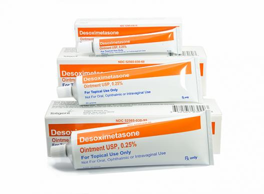 Desoximetasone 0.25%