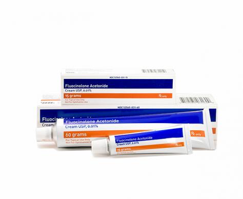 Fluocinolone Acetonide Cream 0.01%